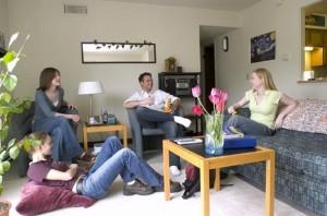 alloggi in appartamenti per studenti