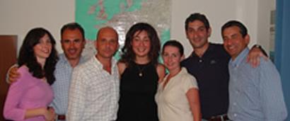 staff del Centro Soggiorni Studio