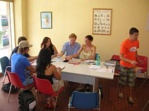 studenti di lingue all estero